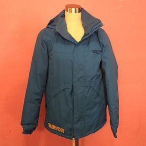 Burton winter coat. Boys. Ski snowboard coat